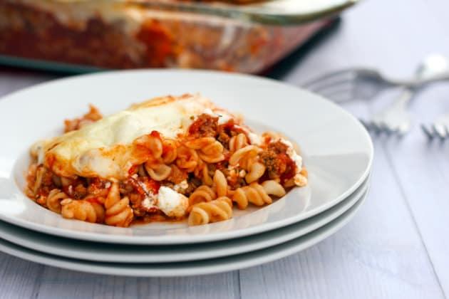 Gluten Free Lasagna Photo