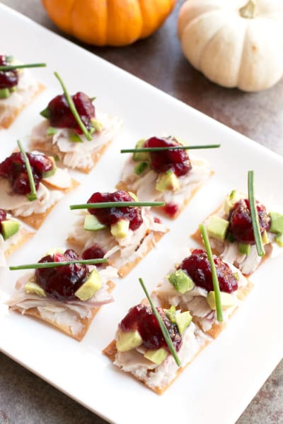 Thanksgiving Leftover Bites Image