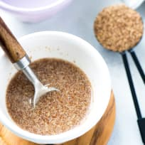 How To Make A Flax Egg Recipe
