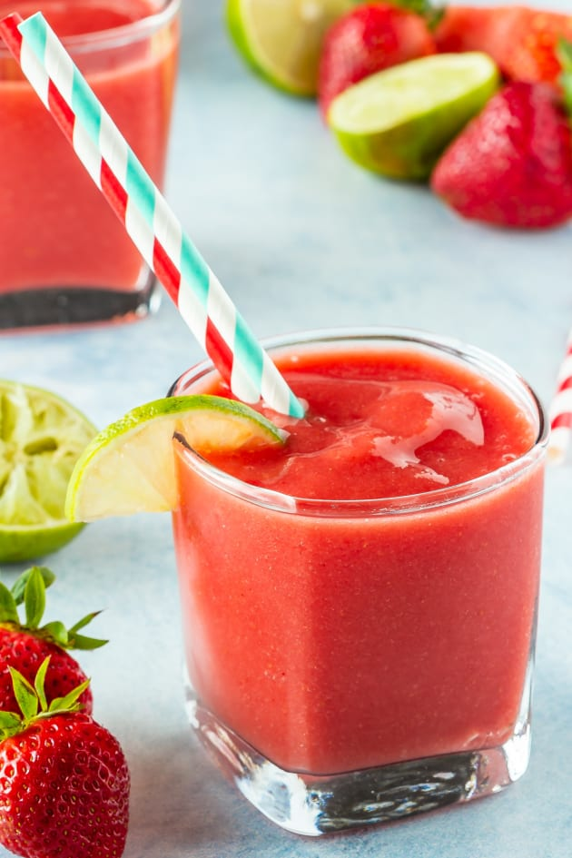 Strawberry Watermelon Smoothie Image