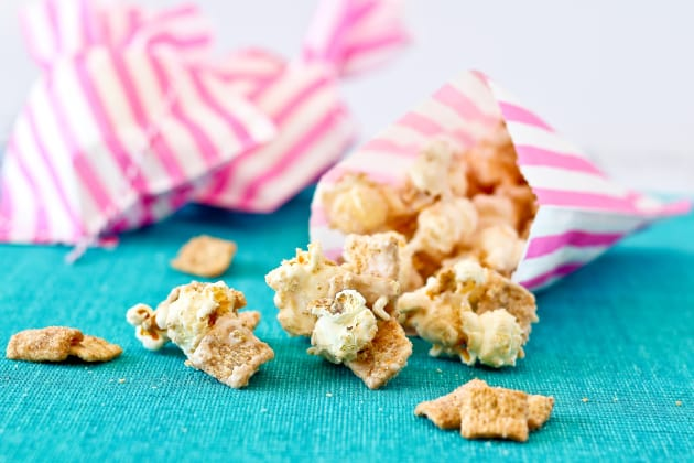 Cinnamon Toast Crunch Popcorn Photo
