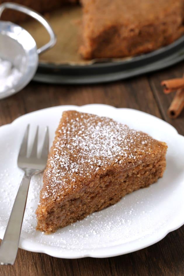 Gluten Free Spice Cake Picture