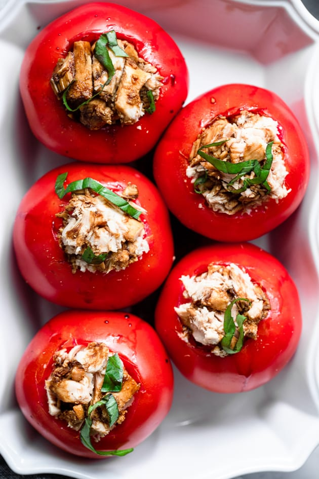 File 1 - Tuna Stuffed Tomatoes