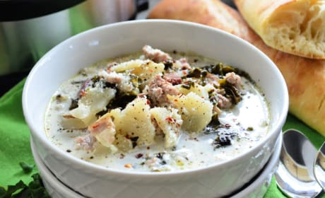 Instant Pot Zuppa Toscana Soup Recipe