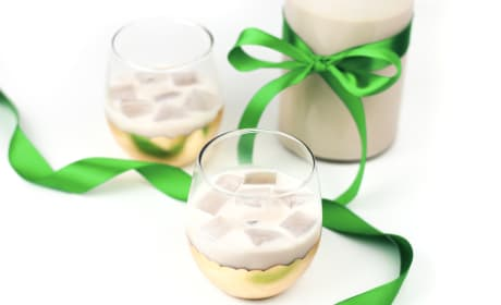 Homemade Irish Cream Liqueur Recipe