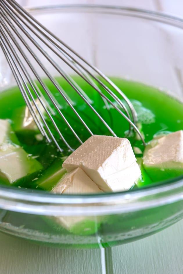 Green Jello Salad Picture