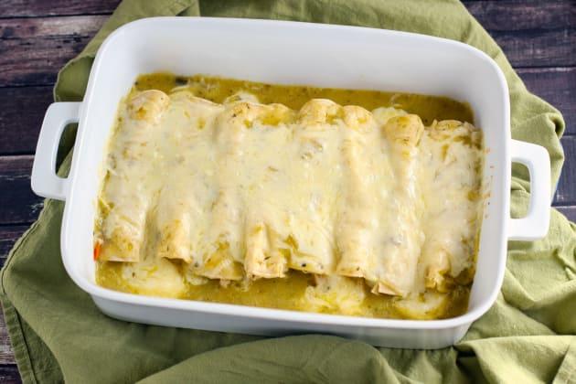 Gluten Free Enchiladas Image