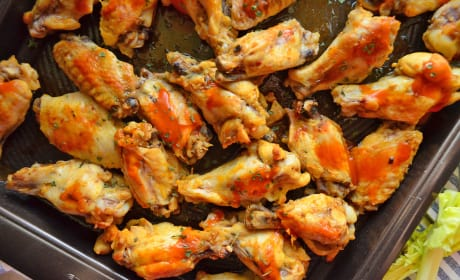 Slow Cooker Buffalo Chicken Wings Recipe