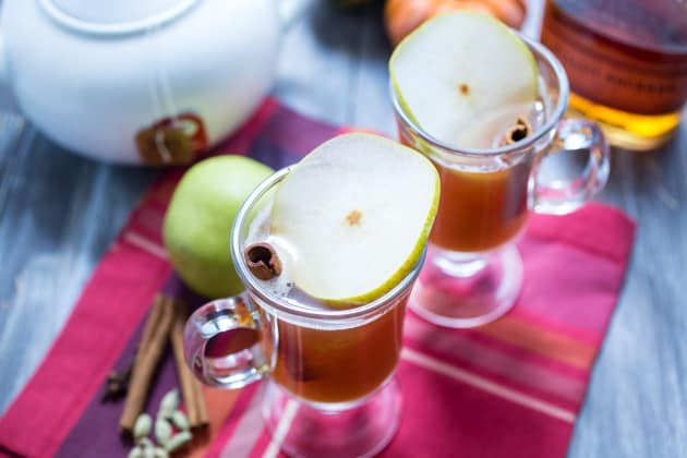 Pear Chai Toddy Image