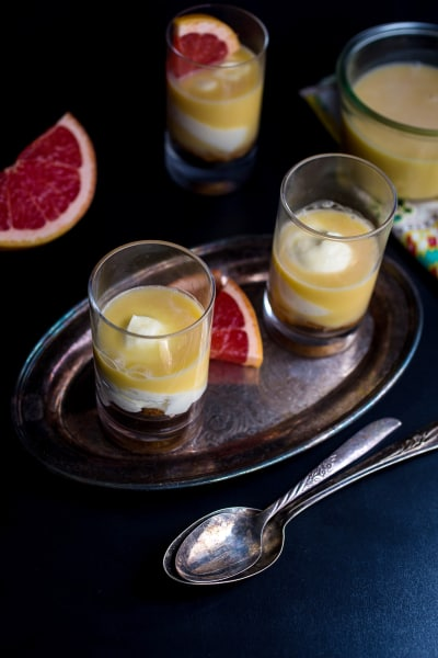 Paloma Cheesecake Shots Picture