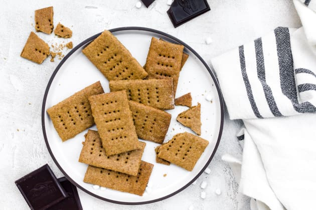 Graham Crackers Photo