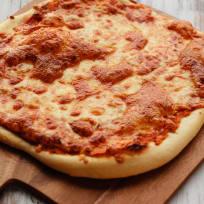 No Rise Pizza Dough Recipe