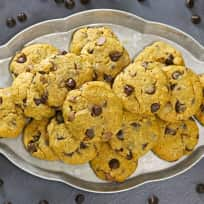 Gluten Free Chocolate Chip Peanut Butter Cookies Recipe