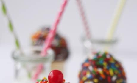 Ice Cream Cone Cupcakes Picture