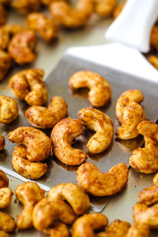File 1 - Curry Spiced Cashews