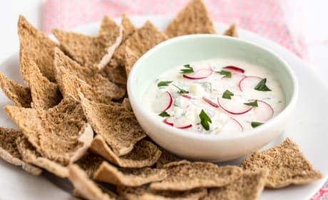 Feta Cheese Dip Recipe