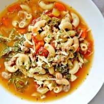 Kale, White Bean and Sausage Soup Recipe