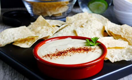 Easy Vegan Queso Photo