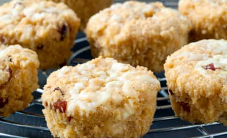 Gluten Free Cornbread Muffins with Cheddar and Bacon Recipe