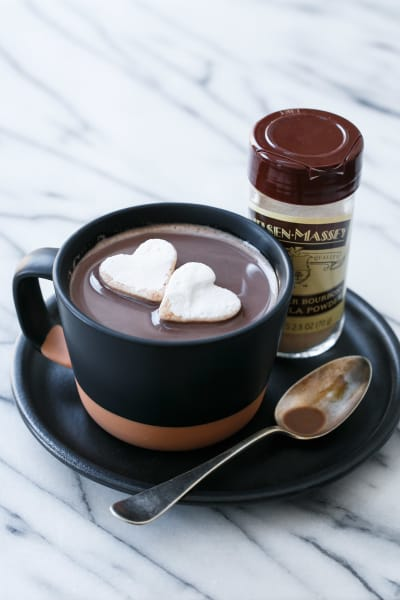 Salted Vanilla Hot Chocolate Pic