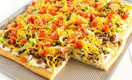 玉米饼比萨食谱