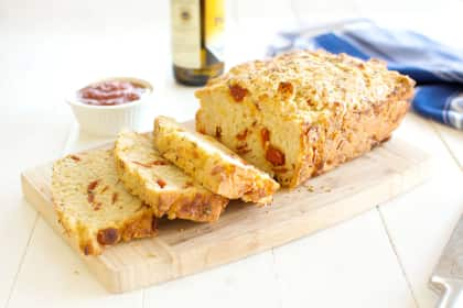 Pizza Beer Bread