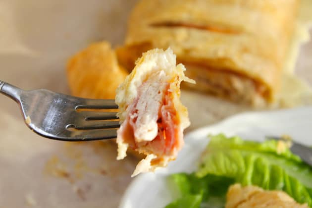 Puff Pastry Chicken Cordon Bleu Pic