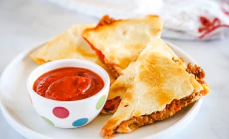 Pizza Quesadilla Pic