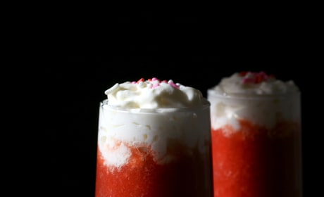 Coconut Strawberry Daiquiri Recipe