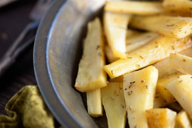 Parsnip Fries Pic