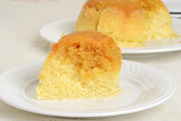 Treacle Sponge Pudding Image