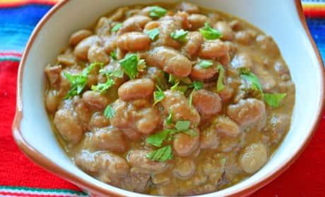 Slow Cooker Ranchero Beans Recipe