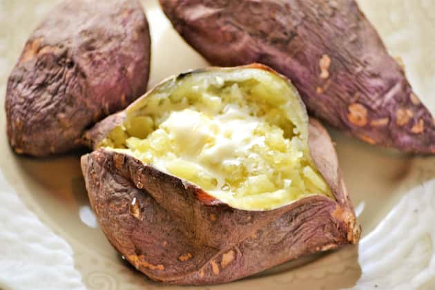 Japanese Sweet Potato Photo