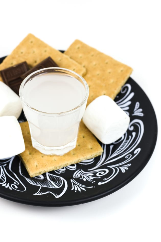 Marshmallow Vodka Pic