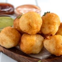 Cheese Stuffed Yuca Recipe