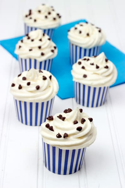 Chocolate Chip Cupcakes Pic