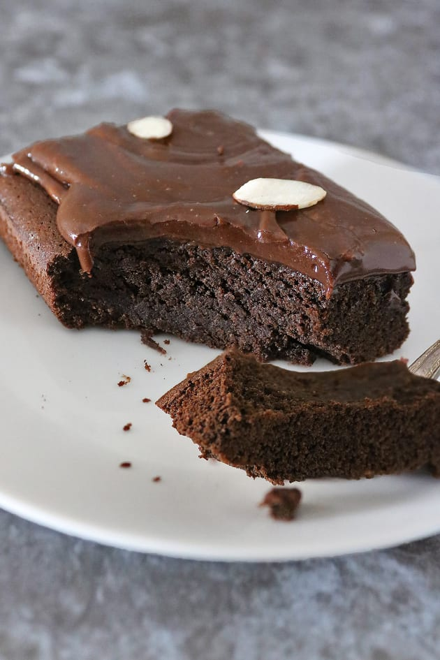 Dairy Free Chocolate Cake Pic
