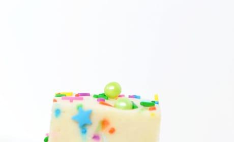 Gluten Free Cake Batter Fudge Pic