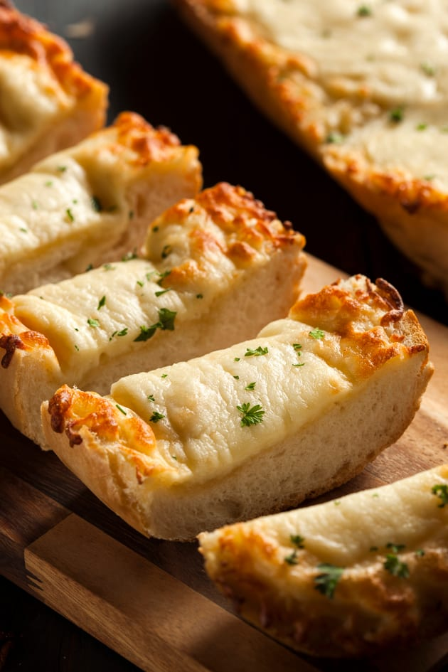 Garlic Bread Pic