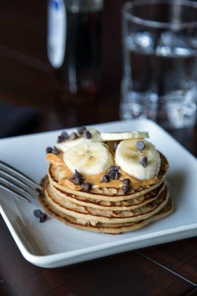 Protein Pancakes Image