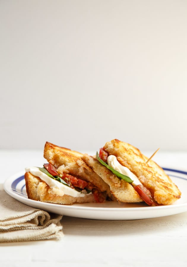 Caprese Grilled Cheese Picture