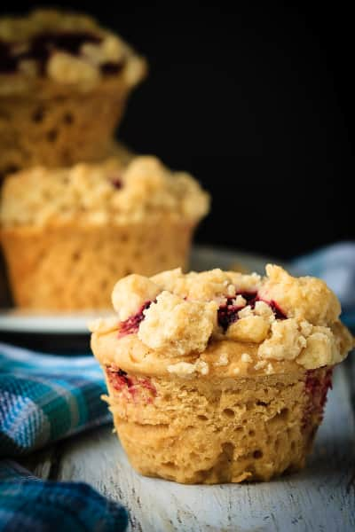 Peanut Butter and Jelly Muffins Picture