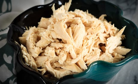 Crockpot Shredded Chicken Recipe
