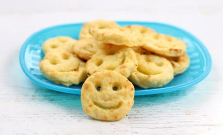 Smiley Fries Recipe