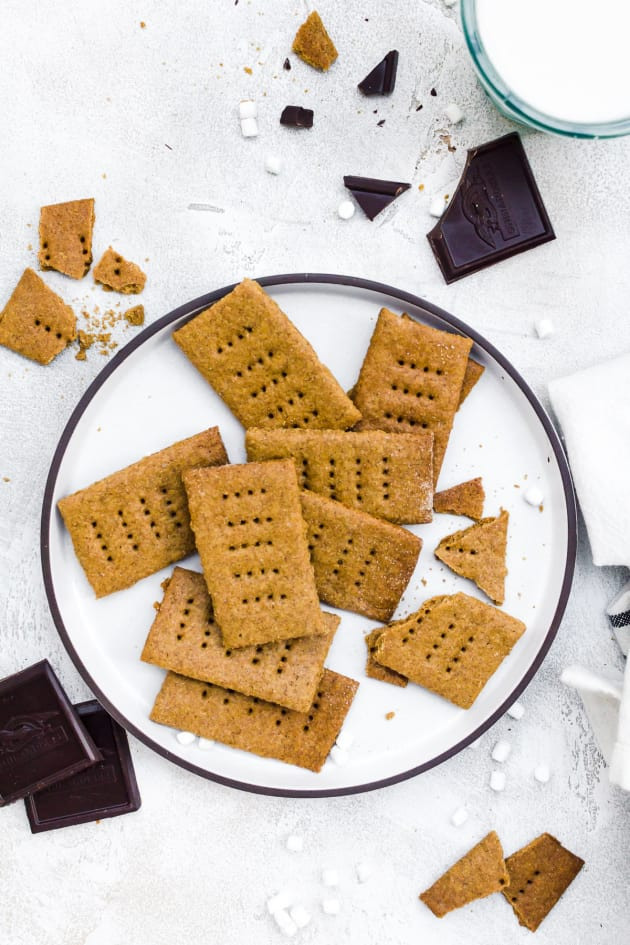 Graham Crackers Image