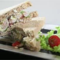 Swimmer Crab Sandwich
