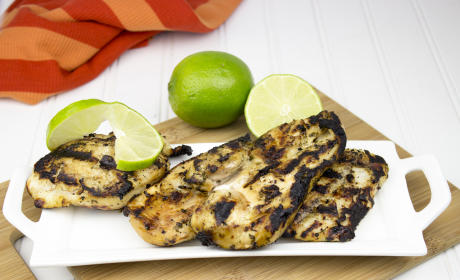 Margarita Grilled Chicken for Your Fiesta