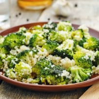 Broccoli Quinoa