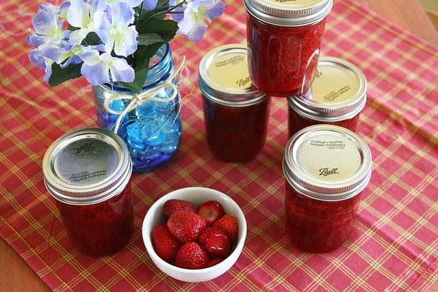 Strawberry Rhubarb Jam: A Classic Combination
