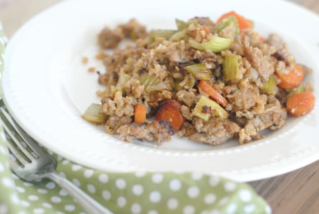 Gluten Free Fried Rice Photo